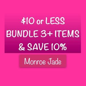 Other - $10 or less section! Bundle 3+ to save 10%! 💞MJ